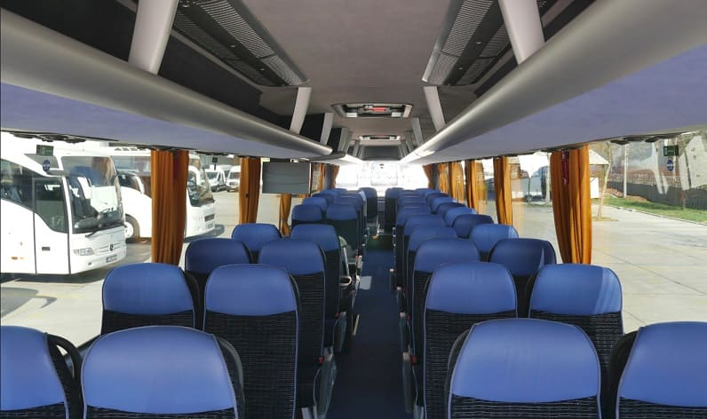 Romania: Coaches booking in Argeș County in Argeș County and Ștefănești